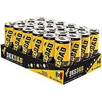 BEEBAD Energy Drink, Bebida Energética Saludable Hecha de Ingredientes Naturales y Endulzada 100% con Miel de Abeja Pura…
