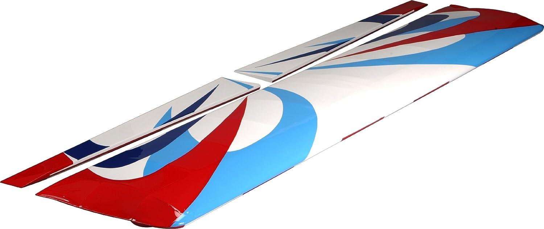 GPMA2300 - Great Planes Wing Set U-Can-Do 3D .60 ARF B001BHI652 Zubehör Genial | Tadellos