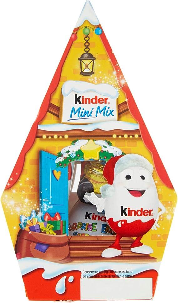 Kinder Figura Mini Mix 79g (pack de 2, total 158g): Amazon.es ...