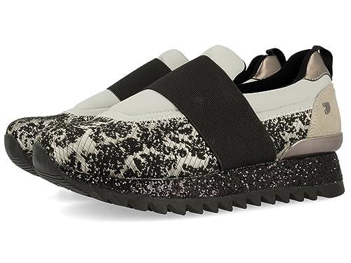 Gioseppo 31029, Zapatillas para Mujer, Gris (Grey), 36 EU: Amazon.es: Zapatos y complementos