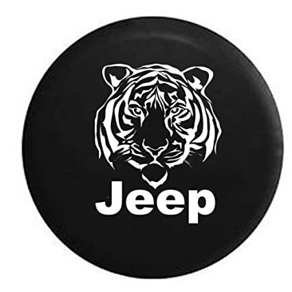You Either Get it Or You Dont Spare Tire Cover Vinyl Black 33 in The Jeep Wave