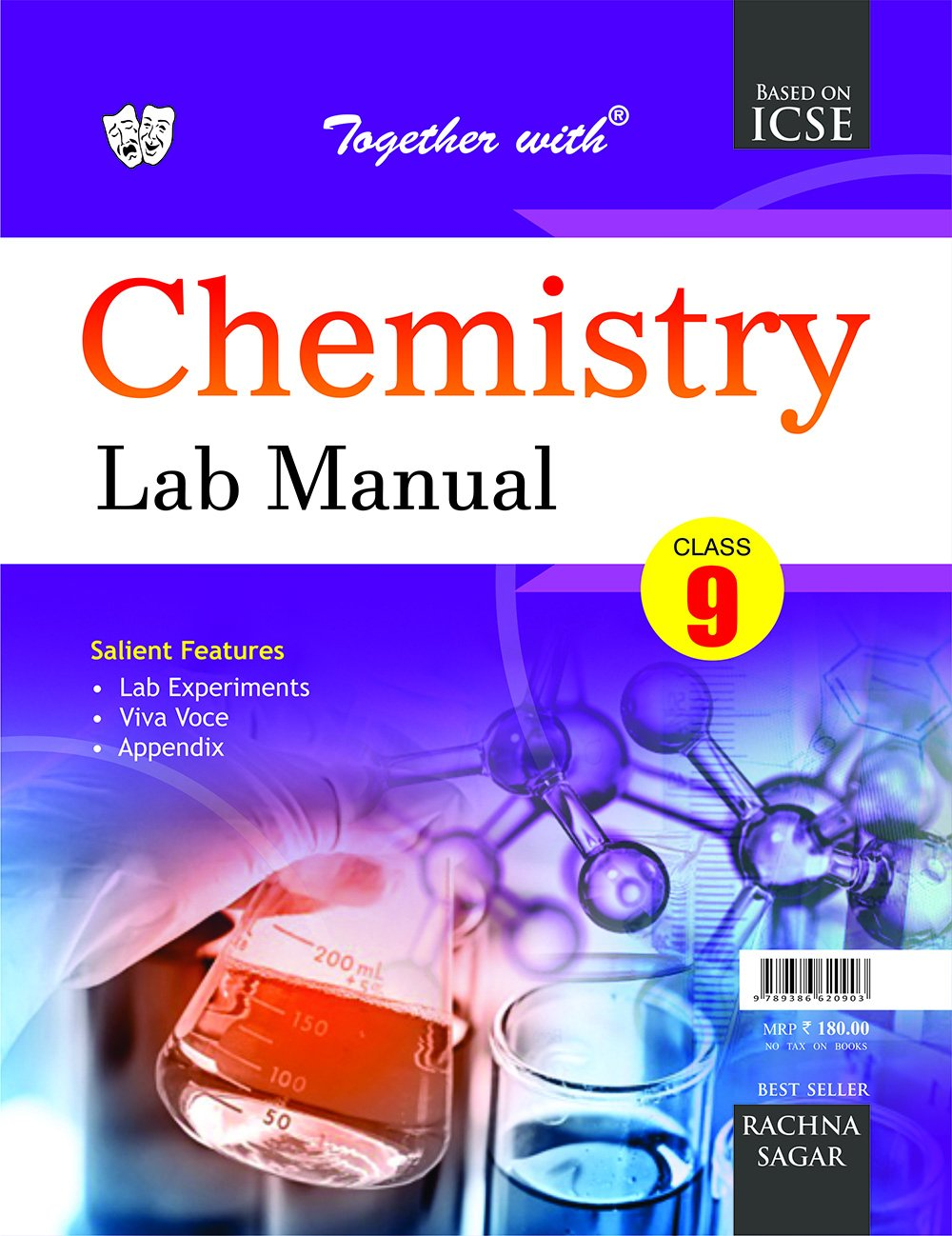 Amazon.in: Buy Together with ICSE Lab Manual Chemistry for Class 9 for 2019  Exam Book Online at Low Prices in India | Together with ICSE Lab Manual ...