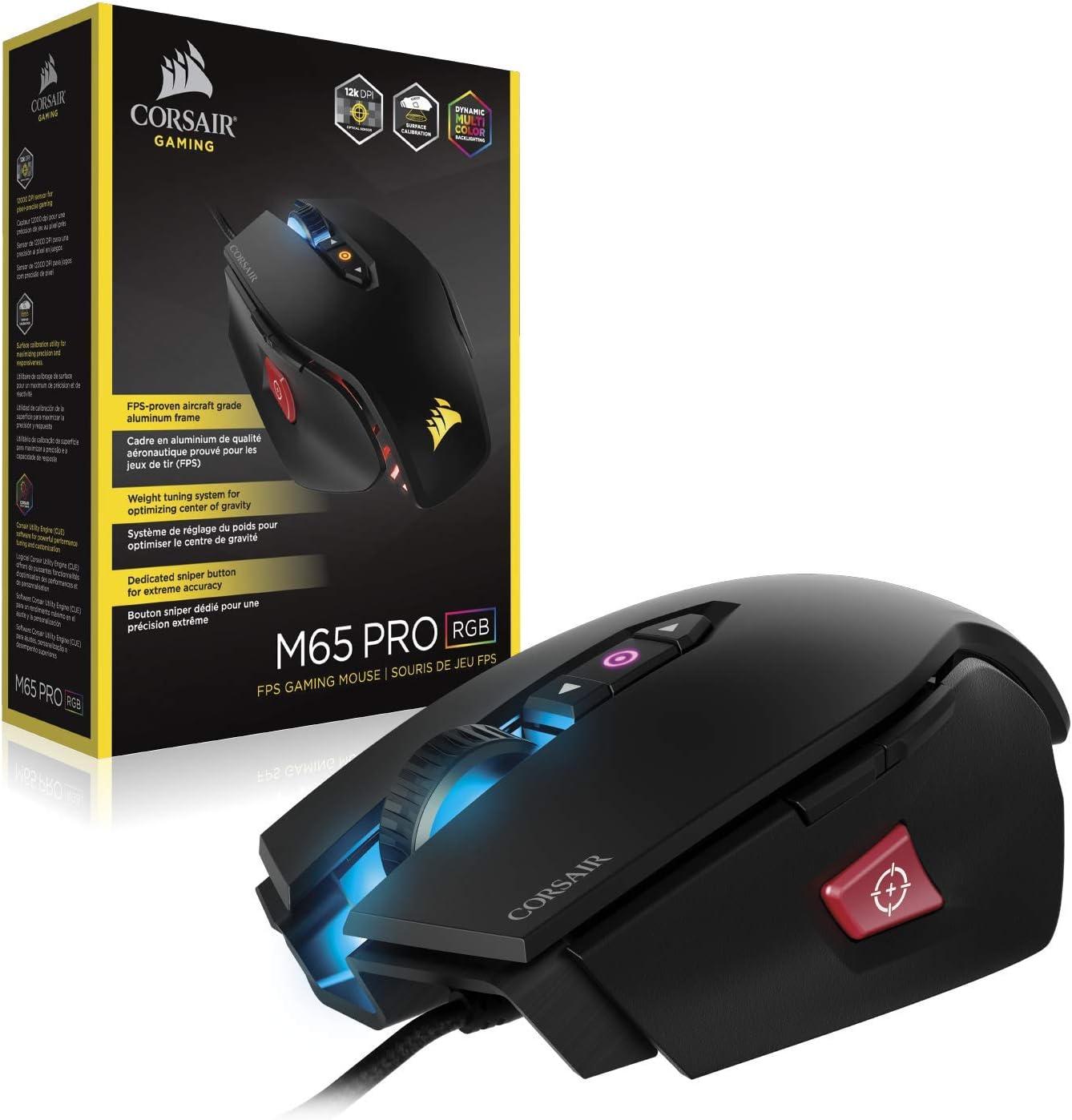 corsair mouse m65