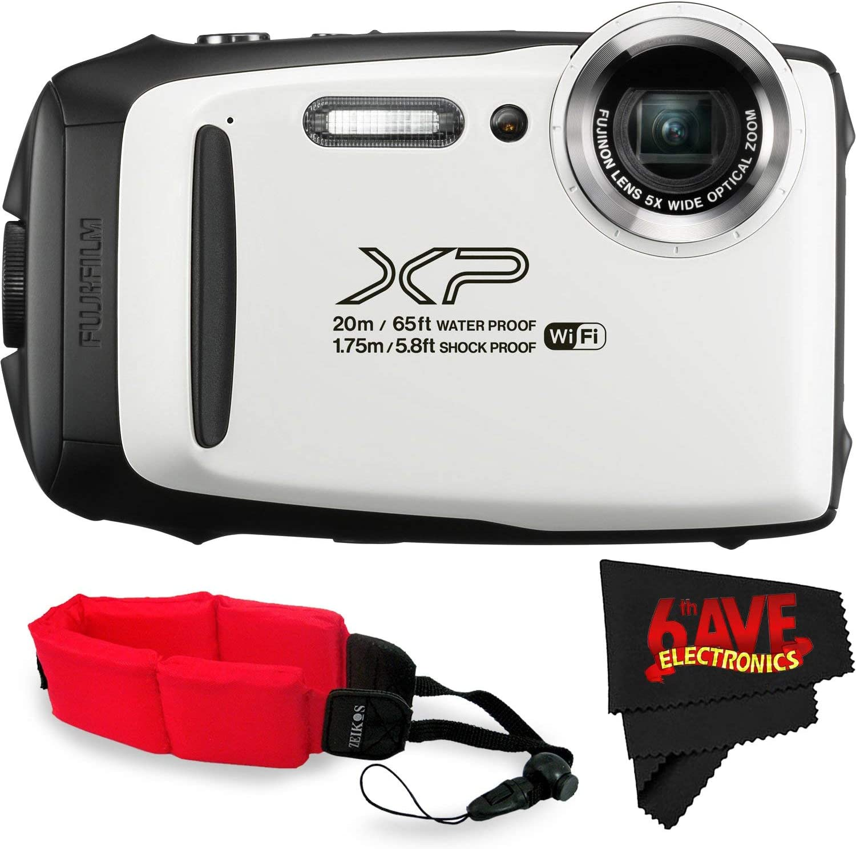 3x FujiFilm FinePix XP140 Protector Pantalla Cristal Película Transparente