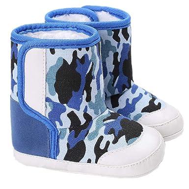 Morbuy Zapatos de Primeros Pasos Bebe Lienzo, Recién Nacido Cuna Suela Niño Blanda Antideslizante Zapatillas: Amazon.es: Ropa y accesorios