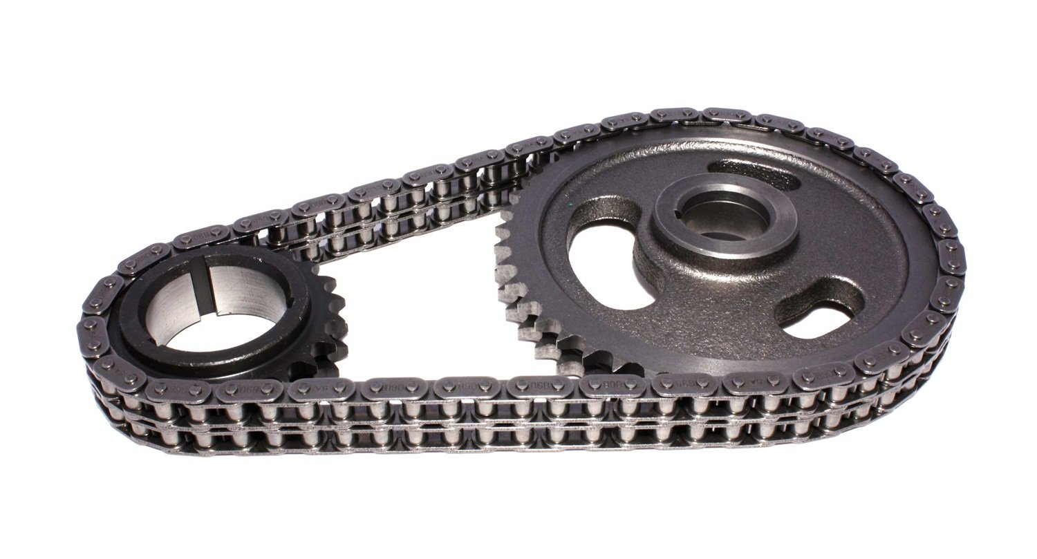 Competition Cams 3103 Hi-Tech Roller Race Timing Set for Small Block Chrysler COMP Cams