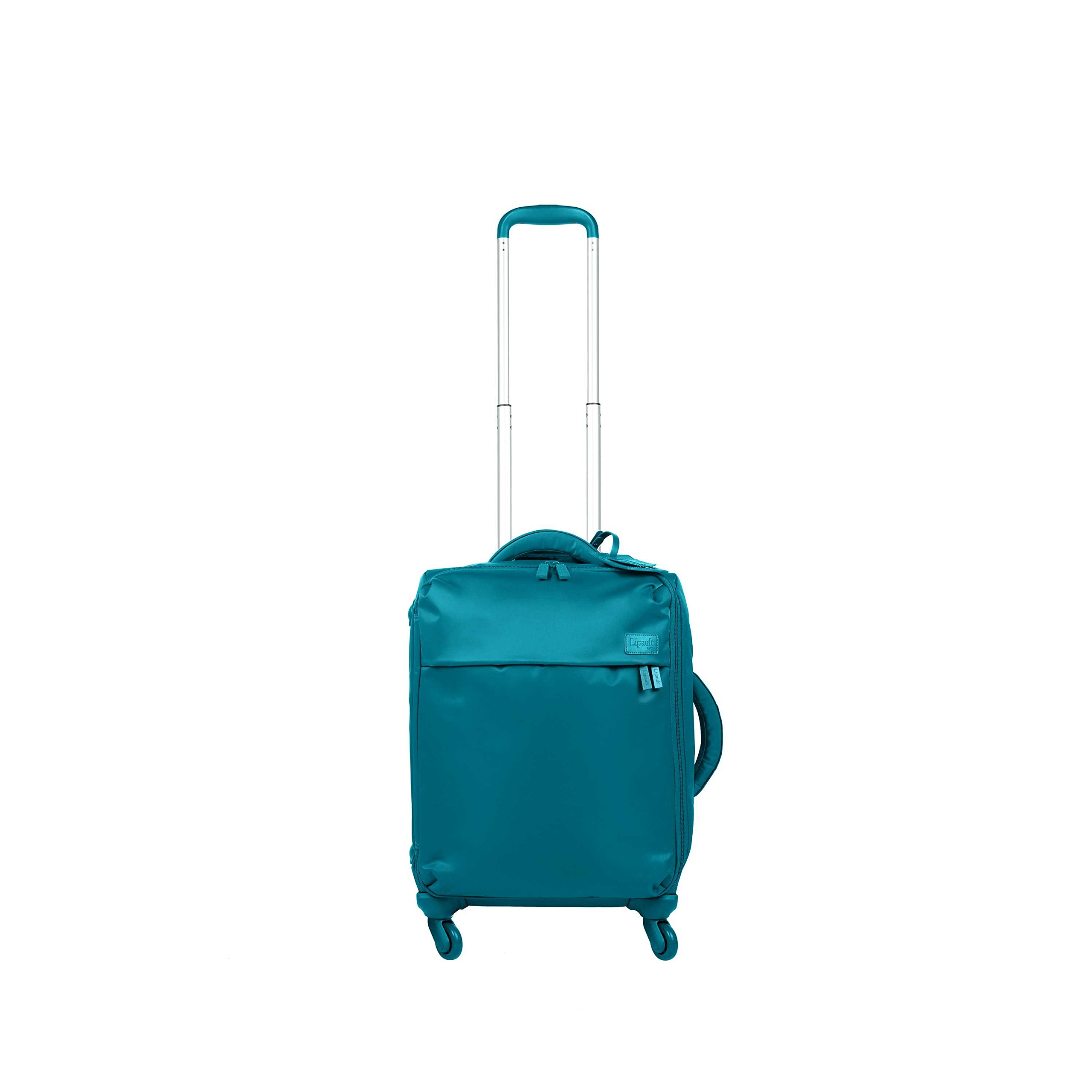 Lipault Luggage Original Plume 20'' Spinner Suitcase,Aqua,One Size by Lipault