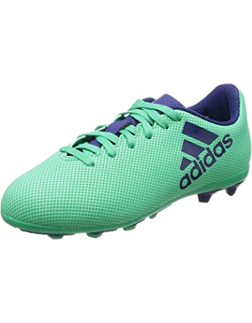 best sneakers 611f7 7f1fa adidas Unisex Kids X 17.4 Fxg Football Boots