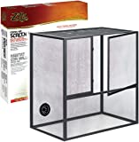 Amazon Com Exo Terra Screen Terrarium Large Pet Supplies
