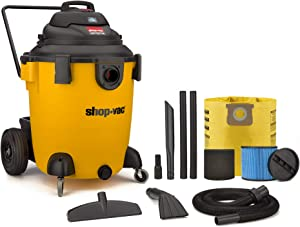 Shop-Vac 9627610 32 Gallon 6.5 Peak HP Contractor Wet Dry Vacuum