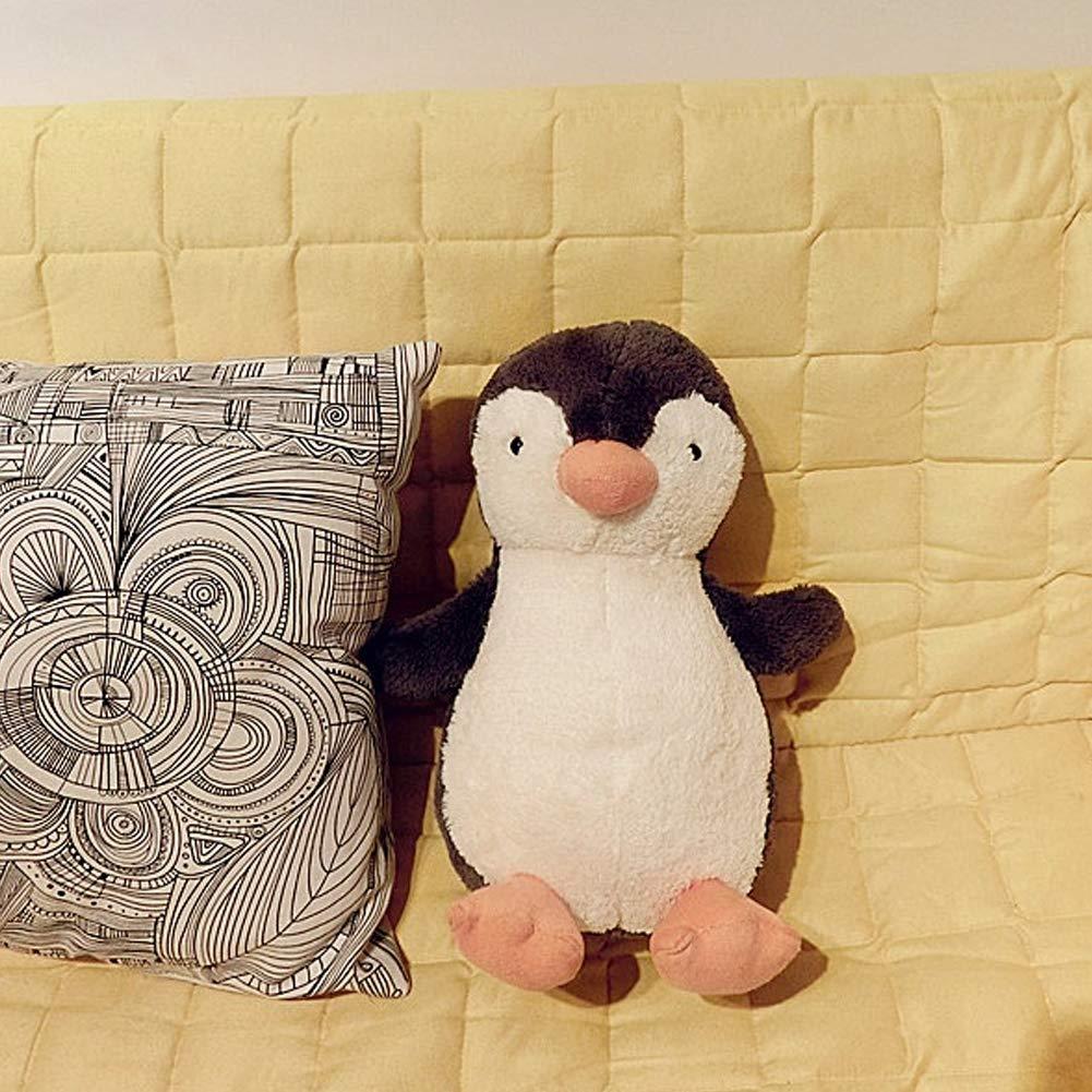 Sungpunet Peluche Animato farcito del Pinguino Peluche Adatto per Neonati e Bambini Home Decor 40 Centimetri