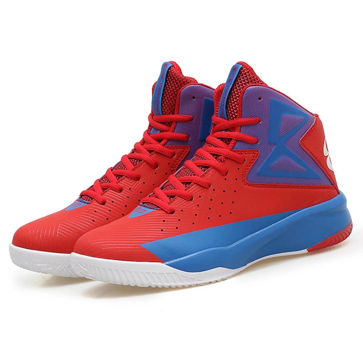 Men s Air Performance Allstart Light Sports Shoe Running Casual High Cut Breathable Mid Basketball Shoes Sneaker for Boy
