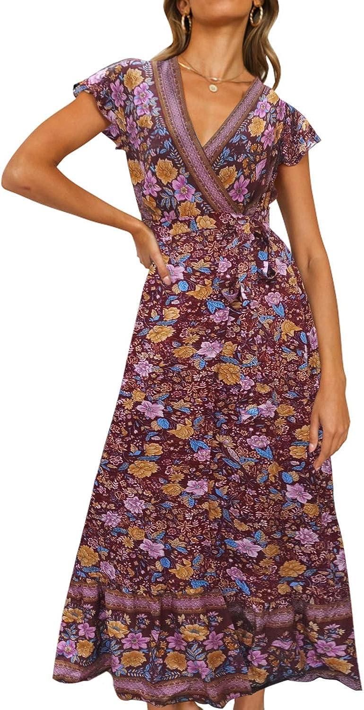 Top 7 Laundry Short Sleeve Wrap Dress