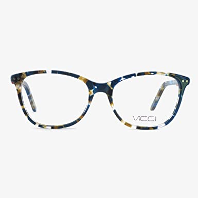 1fa8e65fdc Image Unavailable. Image not available for. Color  VICCI Women Optical  Eyewear Glasses Non-Prescription ...