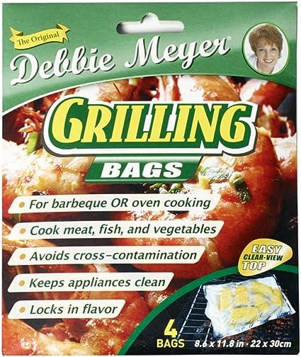 SET OF 4 Debbie Meyer MICROWAVE STEAMER 10CT bags 40 BAGS TOTAL ***NEW