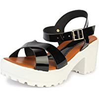 Do Bhai Sandal-Gungun Heels for Women