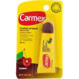 Carmex, Classic Lip Balm, Cherry, SPF 15.35 oz (10 g)