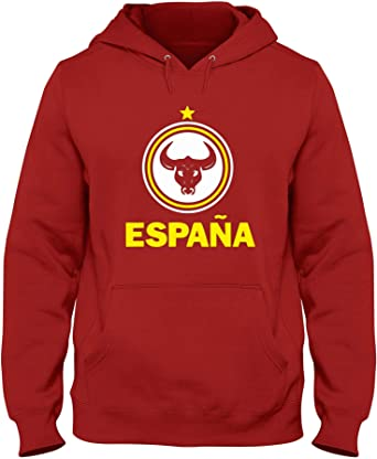 Speed Shirt Sudadera con Capucha Rojo WC0104 Spain Espana Spagna ...