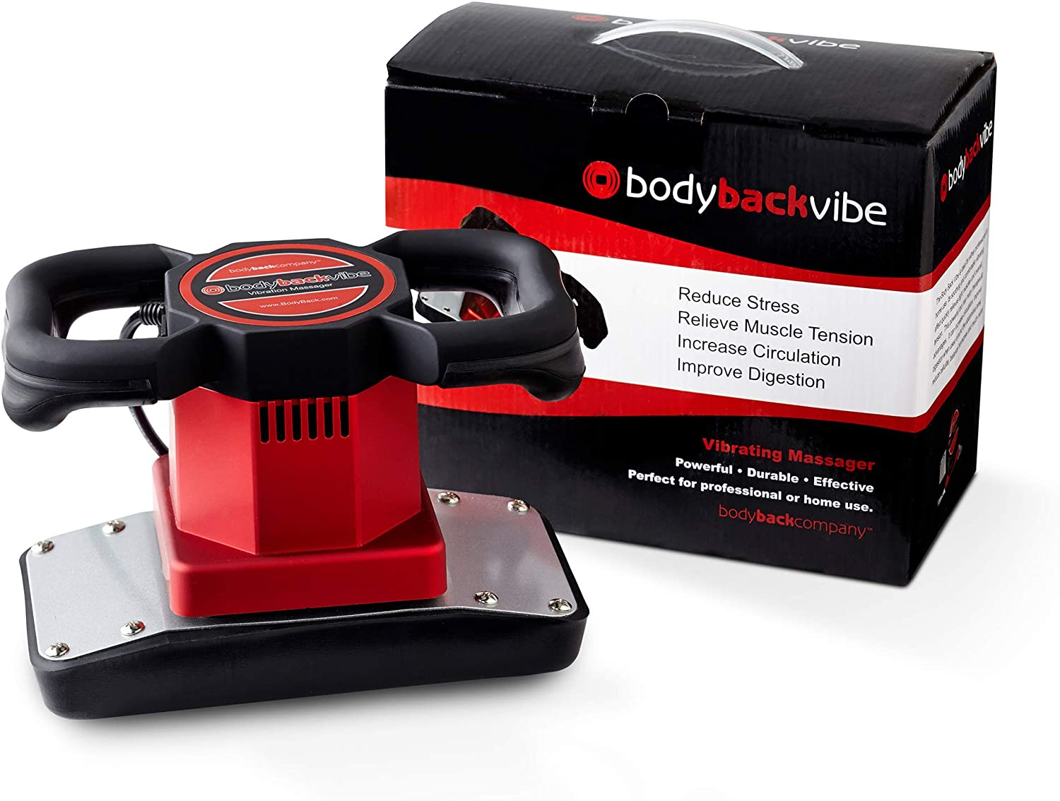 Body Back Vibe Professional Electric Massager, Back Massager Handheld, Back Pain Relief
