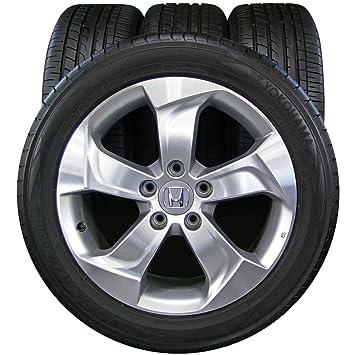 17インチ 4本セット タイヤ&ホイール YOKOHAMA (ヨコハマ) BluEarth (ブルーアース