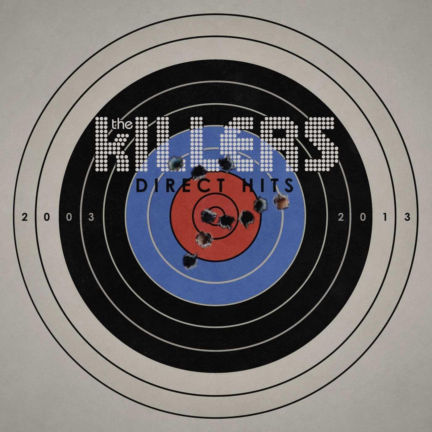 Vinilo : The Killers - Direct Hits (180 Gram Vinyl, 2 Disc)