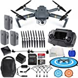 DJI Mavic Pro FLY MORE COMBO Collapsible Drone EVERYTHING YOU NEED Bundle