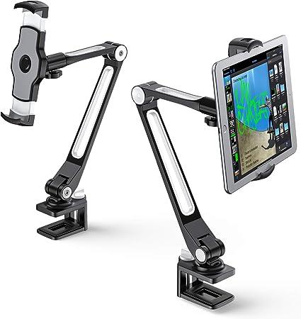 Abovetek Long Arm Tablet Halterung Faltbarer Tablet Computer Zubehör