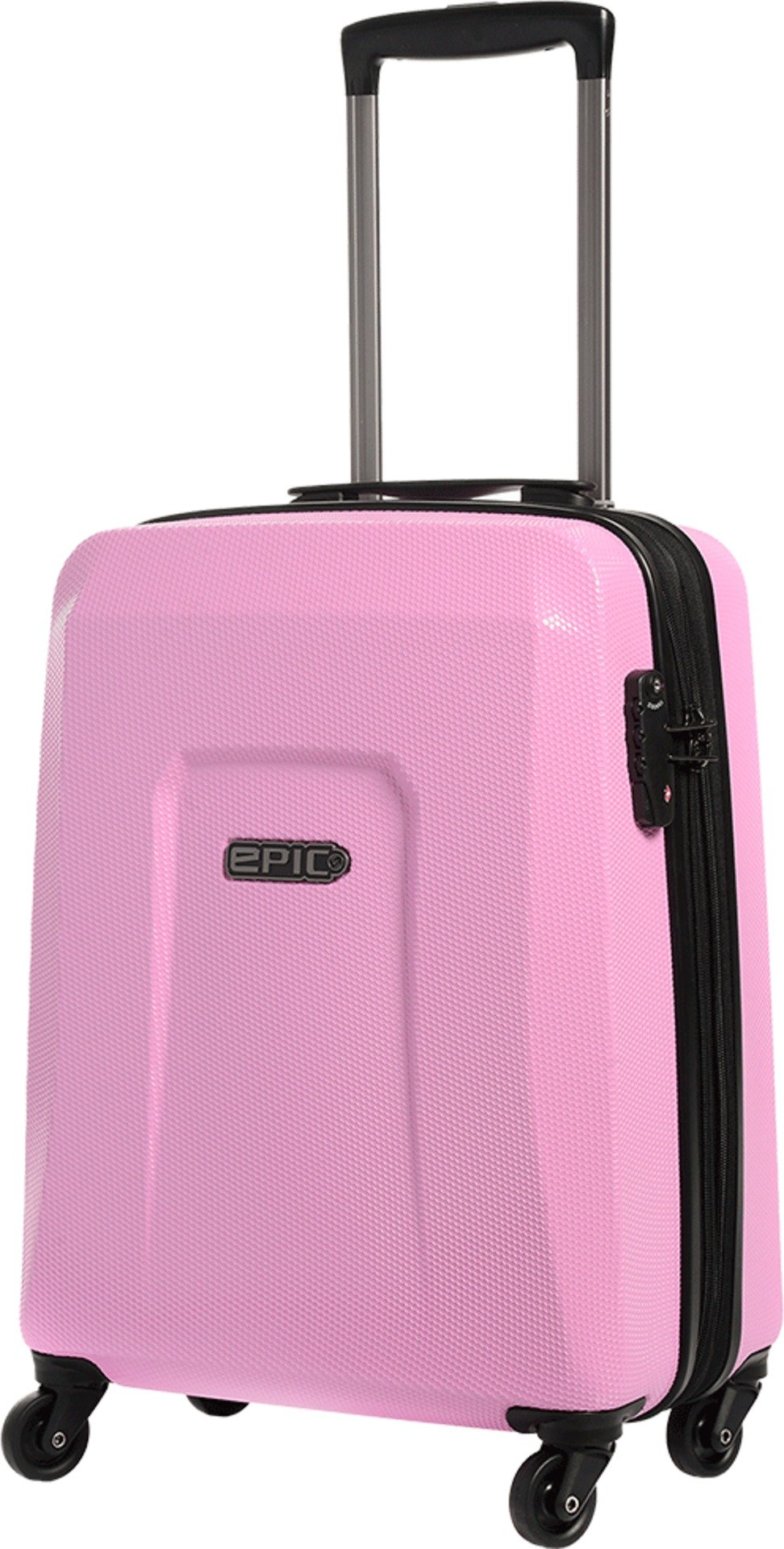 EPIC Travelgear Unisex HDX EX 22'' Trolley Gloss Pink Luggage