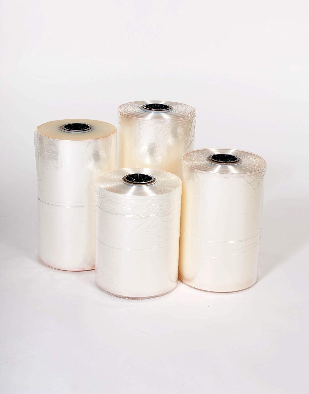 The Packaging Wholesalers SYTEC 701 12-Inchx4375-Feet 60-Gauge Polyolefin Centerfold Shrink Film (SF7011260CF)