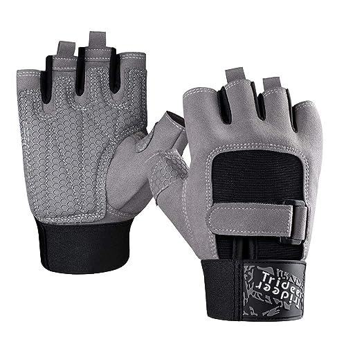 Trideer Workout Gloves