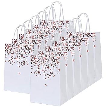 Amazon.com: Cooraby - Bolsas de papel de 18 piezas para ...