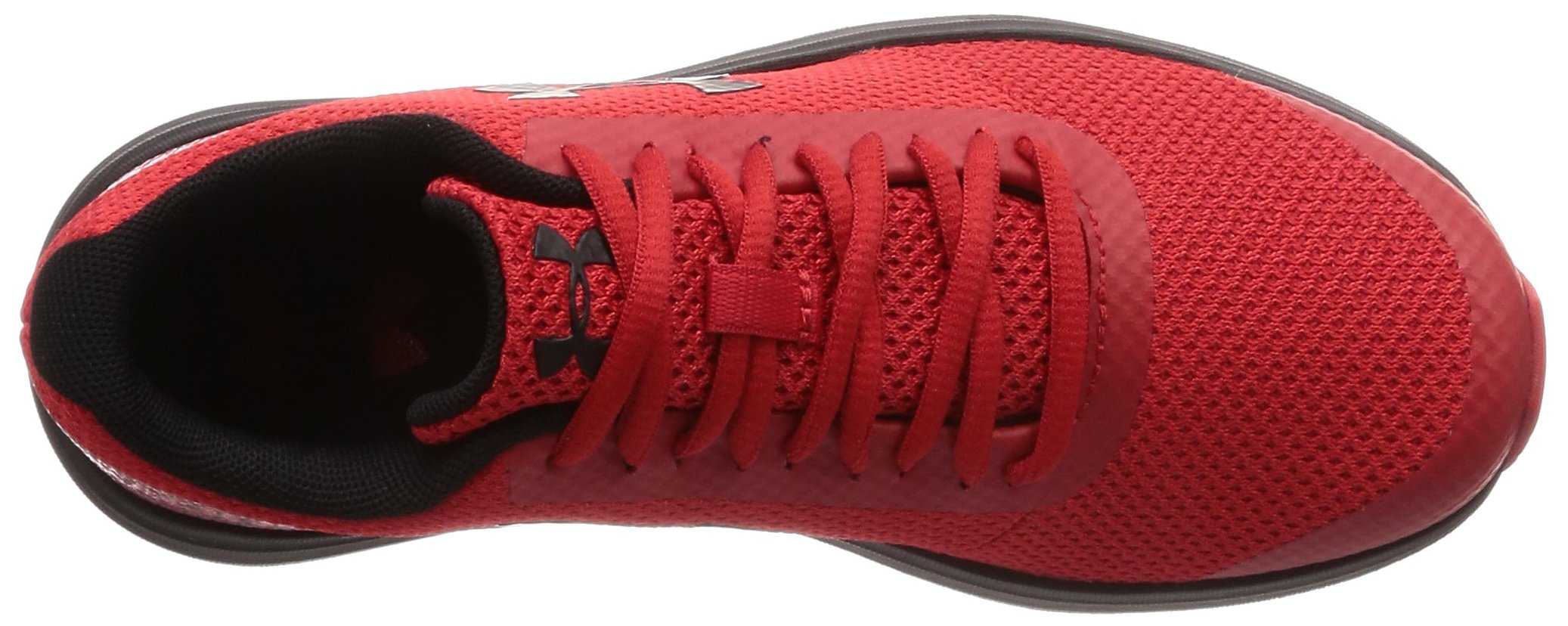 Under Armour Boys' Grade School Surge RN Sneaker, Red (600)/Black, 3.5 by Under Armour (Image #11)