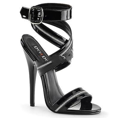 Pleaser Domina 119   Sexy extreme Fetisch Sandaletten High Heels 35 45