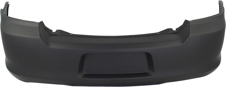 Front Bumper Cover For 2011-2014 Dodge Challenger Primed Plastic CAPA