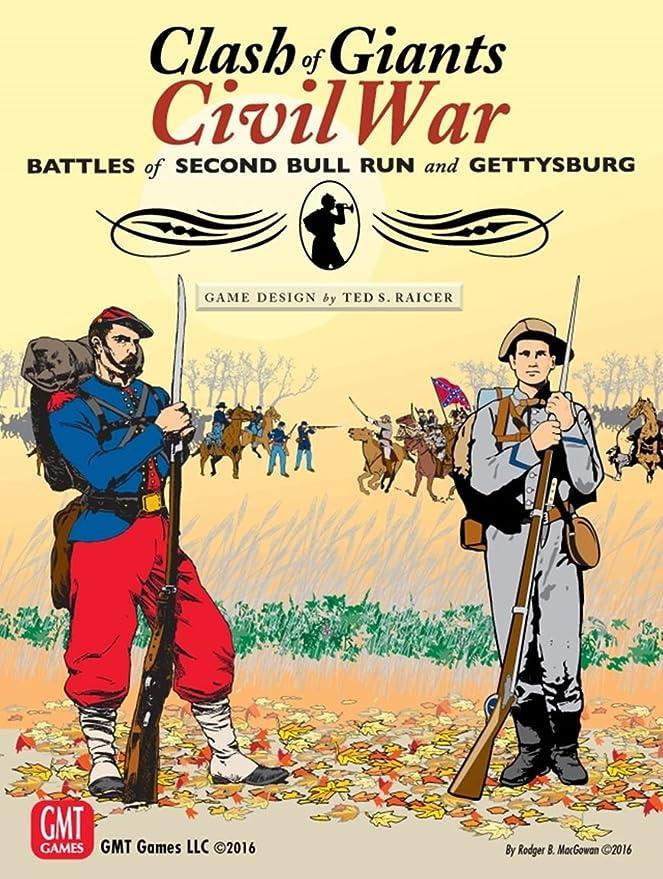 Clash of Giants: Civil War: Amazon.es: Juguetes y juegos