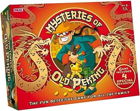 John Adams Mysteries of Old Pekín Juego De Mesa: Amazon.es: Juguetes y juegos
