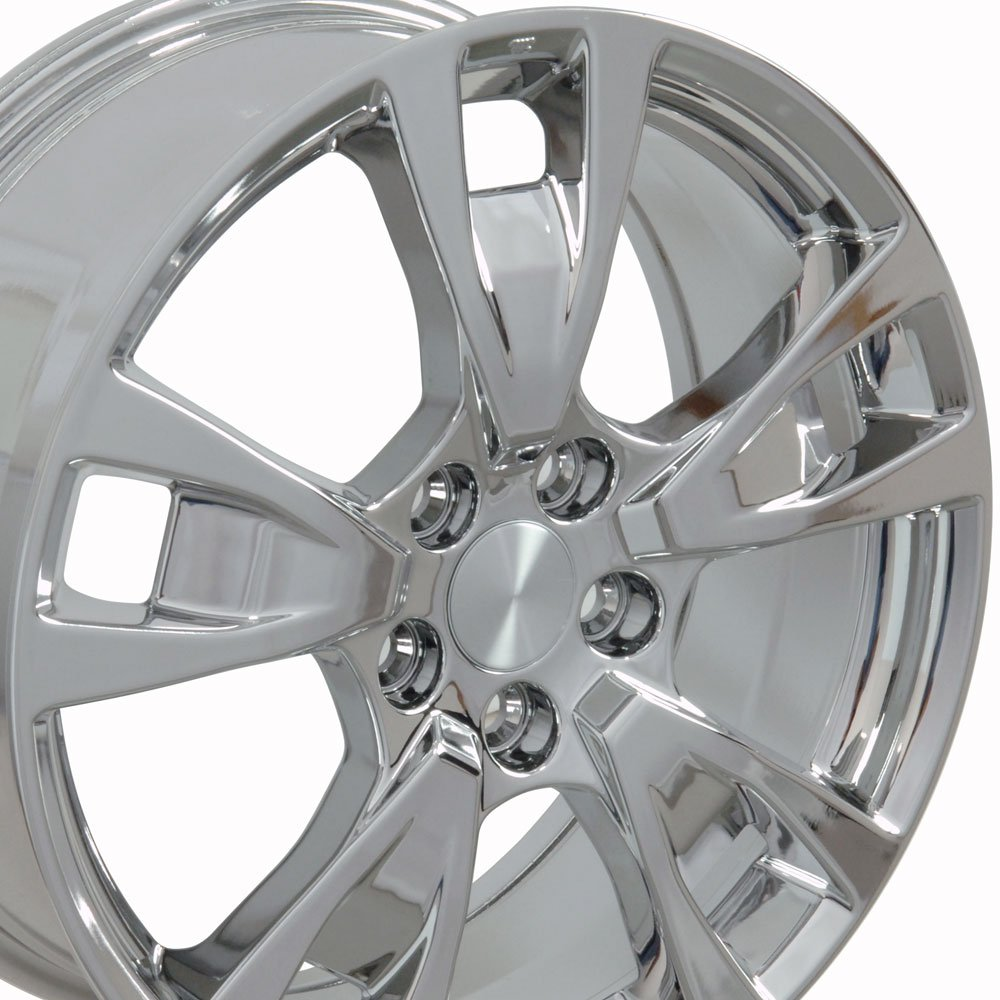 Acura Tl Wheels >> Amazon Com Oe Wheels 19 Inch Fits Acura Tl Rl Tl Style Ac06