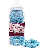 I Love You Sweets Gift Jar - Blauwe Framboos Bonbons - I Love You Label - Medium Jar - 700gram