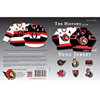 The History of the Sens Jersey, 1992-2018