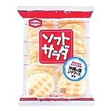 亀田製菓 ソフトサラダ 20枚(2枚×10個包装)