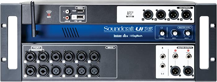 The Best Soundcraft Desktop Mixer