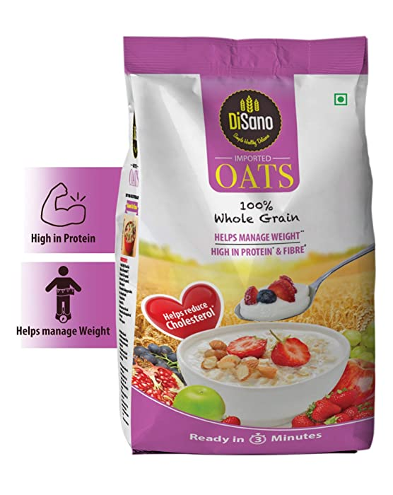[Pantry] DISANO Oats, High in Protein & Fibre, 2Kg