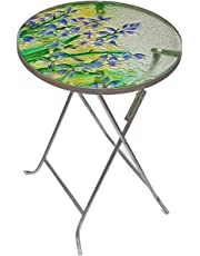 Smart Garden - Bluebell Folding Glass Table