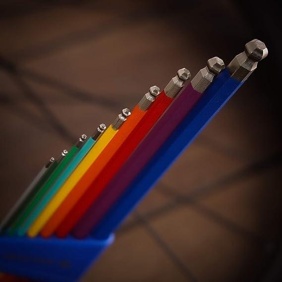 BICYCLE 0.8//2.5 INCH/'S 4MM LONG ARM L-SHAPE ALLEN KEY