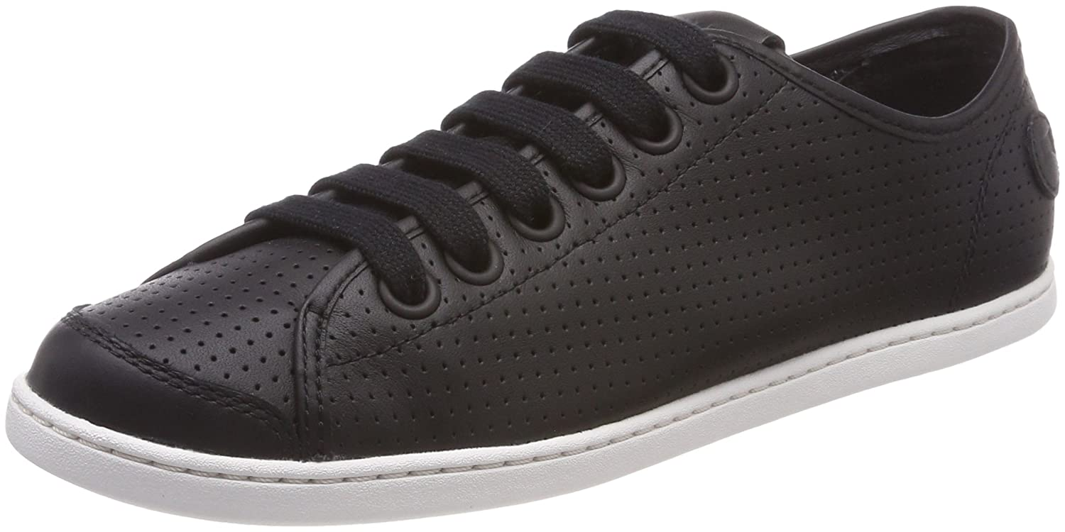 Camper Women's UNO 21815 Fashion Sneaker B0746WKS82 36 M EU (6 US)|Black