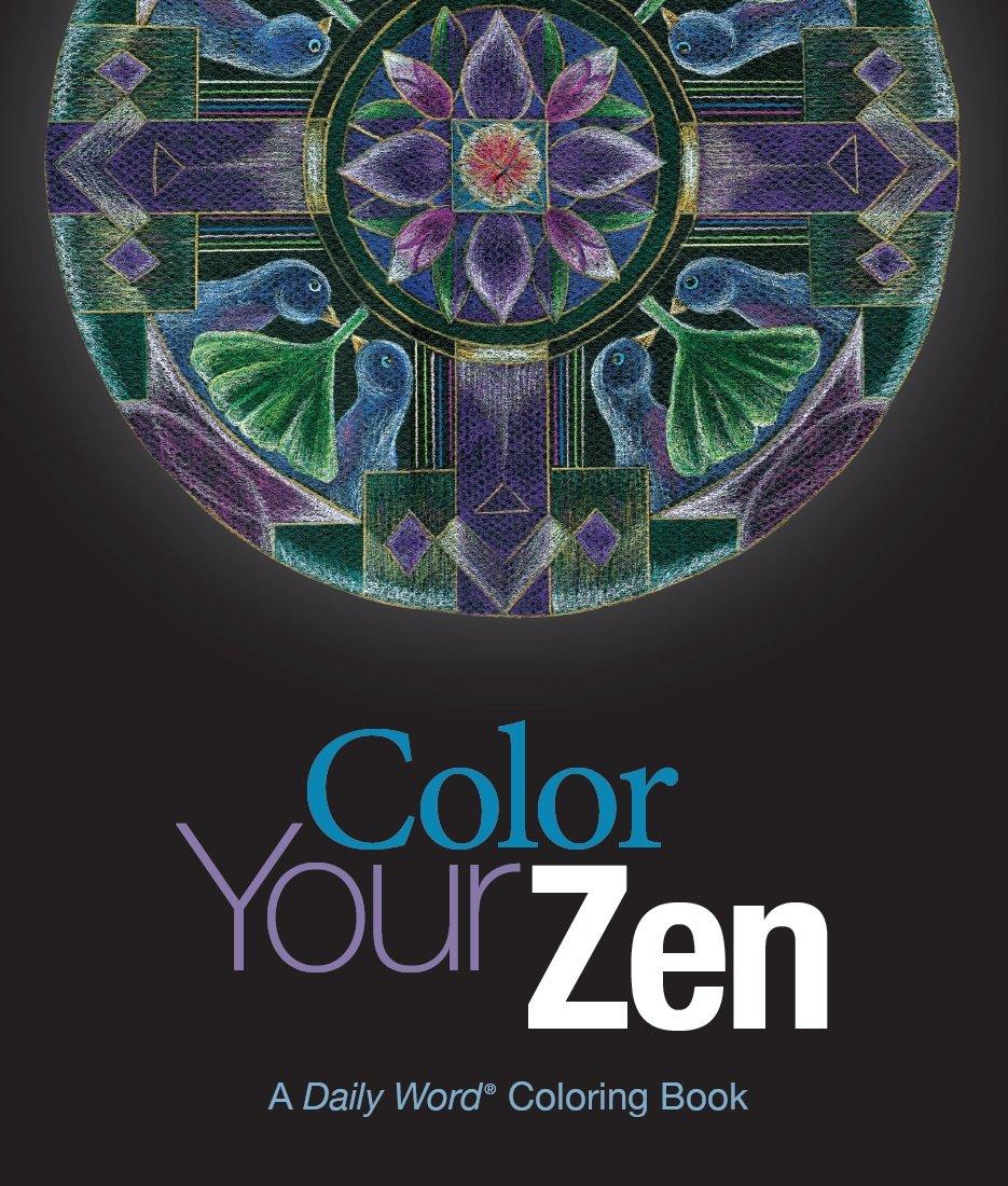 Download Color Your Zen PDF