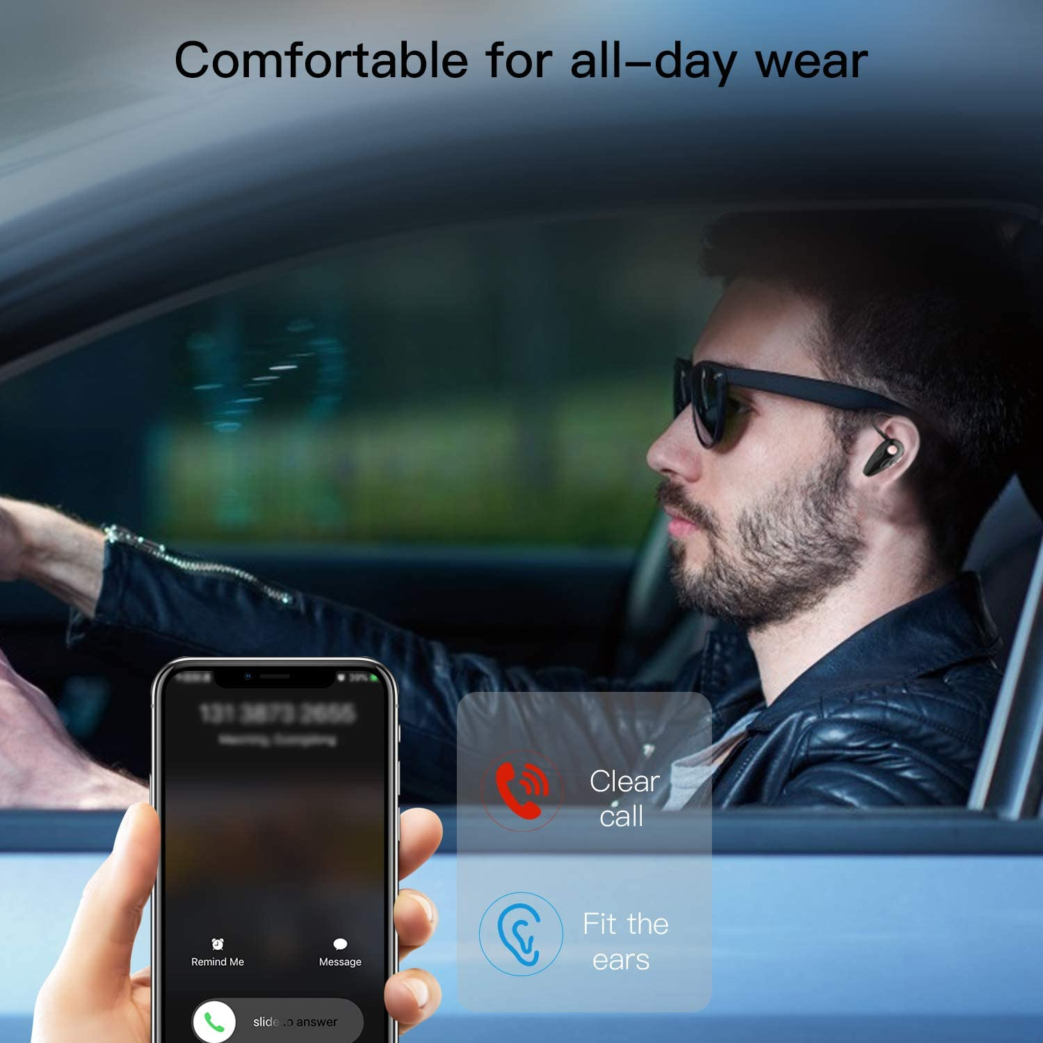Best Bluetooth Headset For Phone Calls and Music 2020