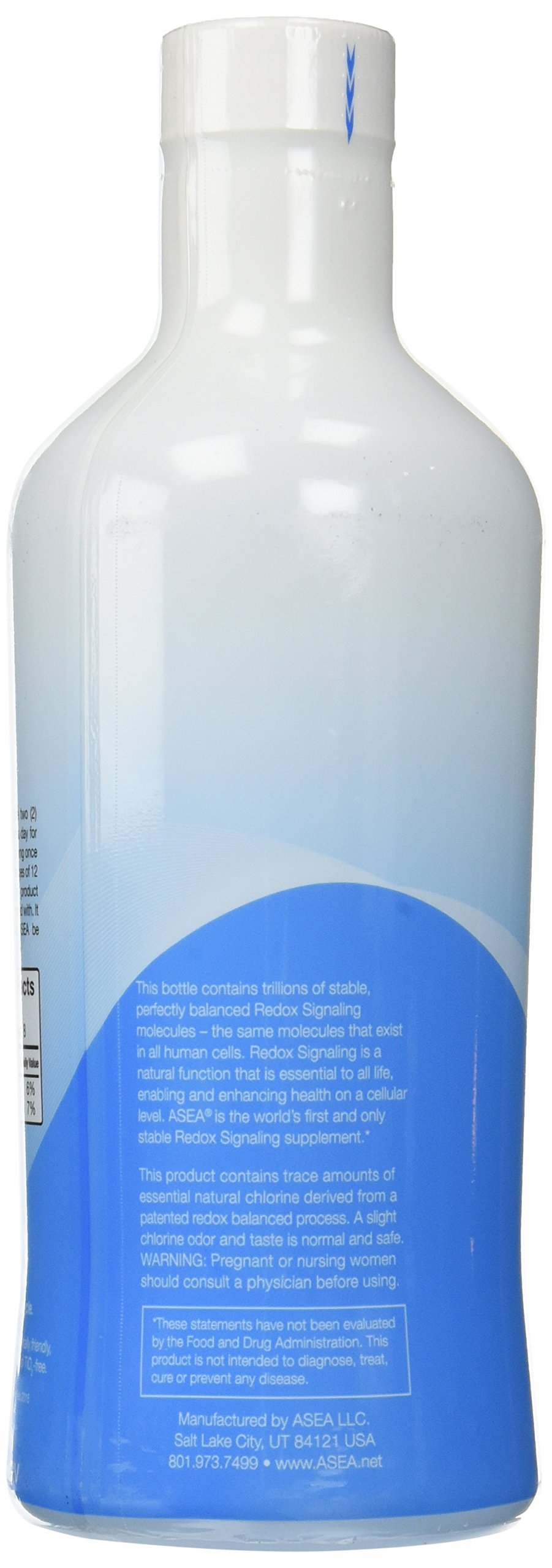 ASEA Water Dietary Supplement Bundle (4 32 oz Bottles)