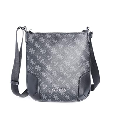 7e4a8b6c74 GUESS City Logo Mini Flat Black: Amazon.fr: Chaussures et Sacs
