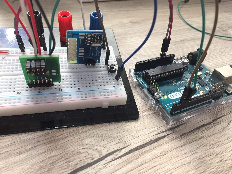 Modulo HCS-301 Rolling Code Encoder algoritmo Keeloq per